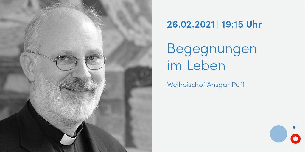 Rhein-Meeting 2021 – Alles wirkliche Leben ist Begegnung